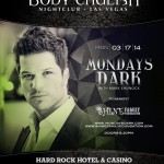 Monday's Dark with Mark Shunock