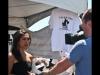 Founder, Rowena Baraan-Krifaton with FOX5 news
