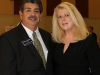 Judge Vince Ochoa with his wife during our