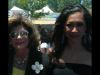 Founder, Rowena Baraan-Krifaton with Congresswoman, Shelley Berkley during the Fiesta Filipino fundraising event.